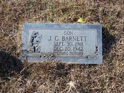 J C Barnett