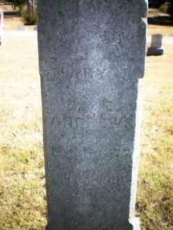 Mary J. <i>Lewis</i> Andrews