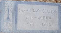 Sarah May <i>Norton</i> Clayton