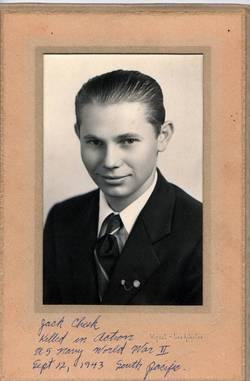 Earl Jack Cheek
