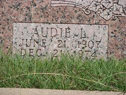 Audie Lucille <i>Chenault</i> O'Bannon