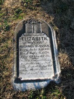 Elizabeth Catherine <i>Powell</i> Clouser
