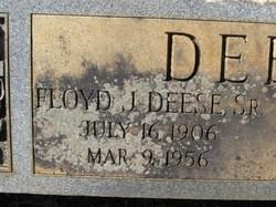 Floyd J. Deese, Sr