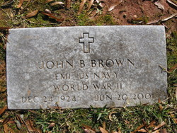 John Buff Brown