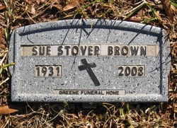 Garry Sue <i>Stover</i> Brown