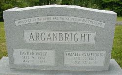 David Rowsey Arganbright
