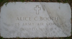 Alice C. Booth
