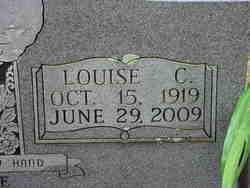 Louise <i>Canup</i> Chastain