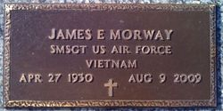 Sgt James E Morway