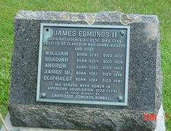 James Edmunds, III