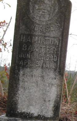 Hamilton Baxter