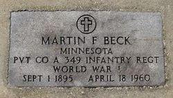 Martin F. Beck