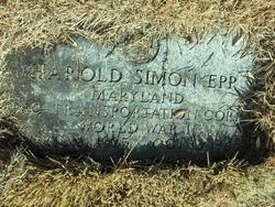 Harold Simon Epp