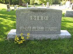 George Manual Bird