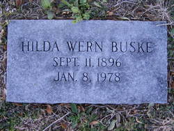Hilda <i>Sachs</i> Buske