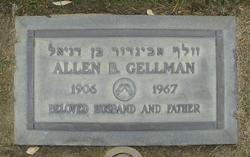 Allen B Gellman