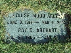 Claudine Louise <i>Mudd</i> Arehart
