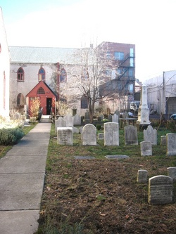 Saint Michael's Episcopal Churchyard