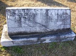 Joseph Franklin Callaway
