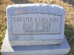 Chester Allen Callaway