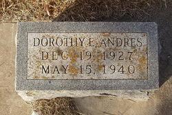 Dorothy E. Andres