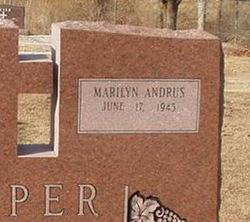 Marilyn <i>Andres</i> Kasper