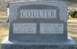 Carrie Lister <i>Clark</i> Coulter