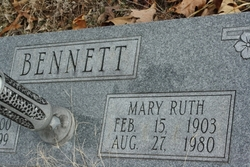 Mary Ruth <i>Stover</i> Bennett