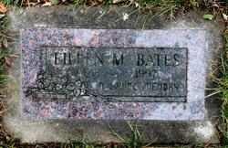 Eileen May <i>White</i> Bates