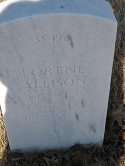 Lorene Allison Baker