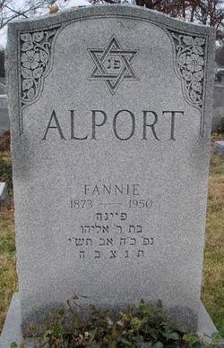 Fannie Alport