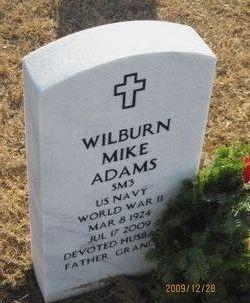 Wilburn Mike Adams, Jr