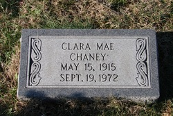 Clara Mae <i>Klein</i> Chaney