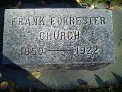 Frank Forrester Church