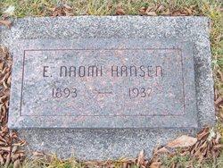 Edith Naomi <i>Wade</i> Hansen