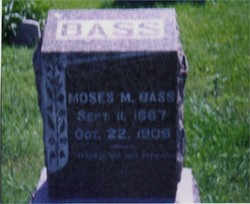 Moses Marion Bass
