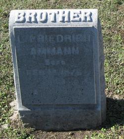 Louis Friedrich Ammann