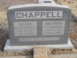 Charlie Luther Chappell