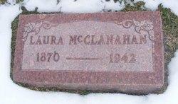 Laura <i>Allen</i> McClanahan