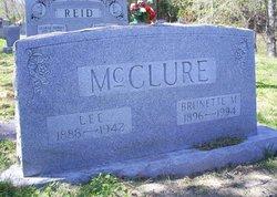 leander mcduffe lee mcclure  added by  george rogers park