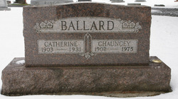 Catherine Ballard