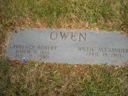 Lawrence Robert Owen
