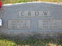 Andrew V Crow