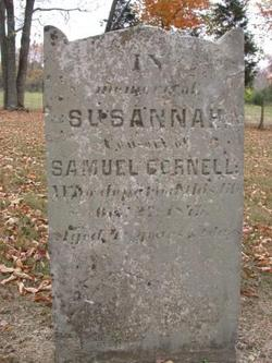 Susannah <i>Craine</i> Cornell