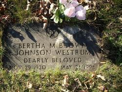 Bertha Westrum