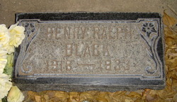 Henry Ralph Black