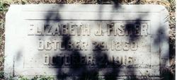 Elizabeth Jane 'Lizzie' <i>Merrihew</i> Fisher