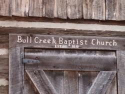 Bull Creek Baptist Church Cemetery