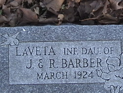 Leveta Irene Barber