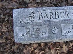 Rilla P <i>Yelm</i> Barber
